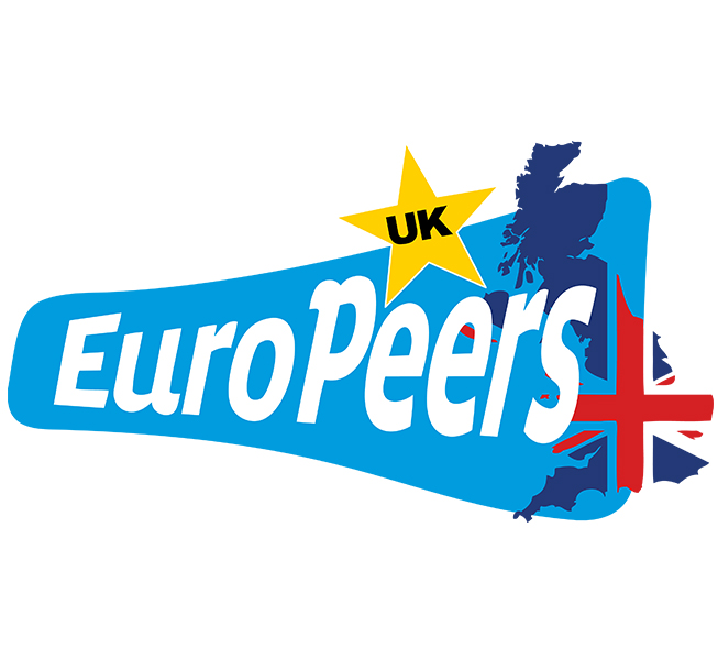EuroPeers UK- What we are doing now
