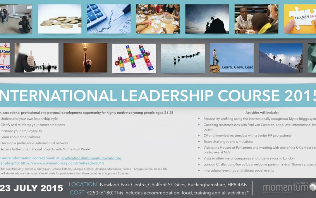 Leadership for employability 2015