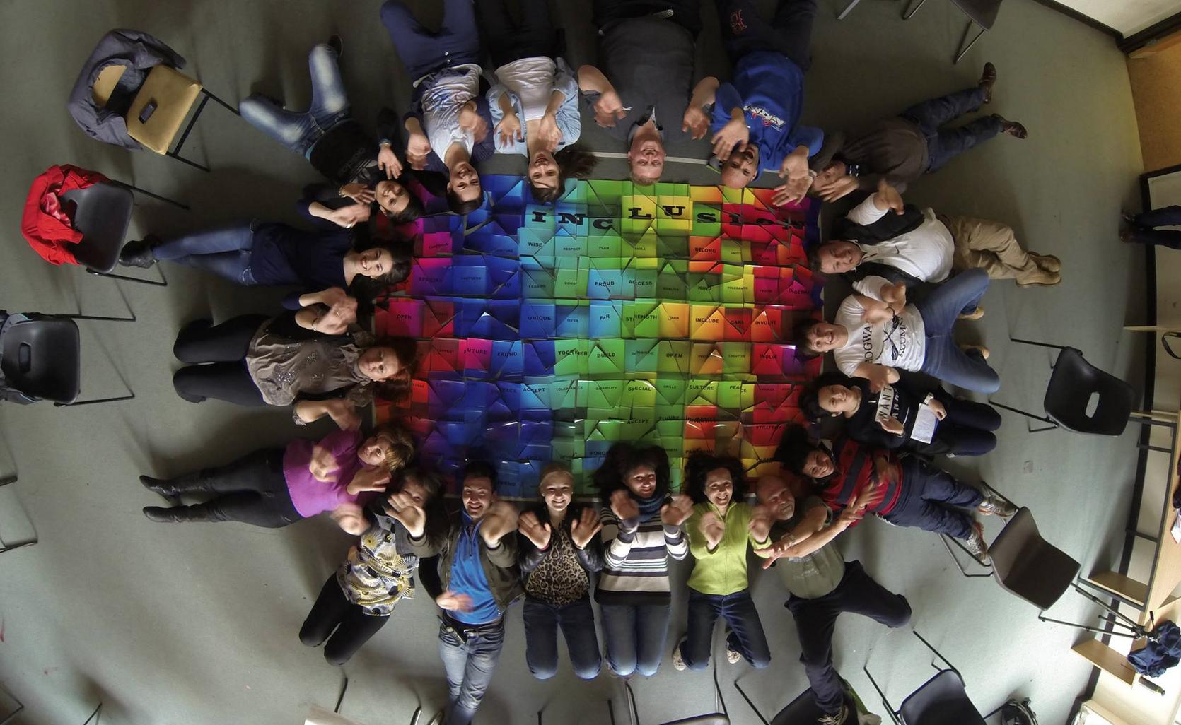 Inclusion Jigsaw
