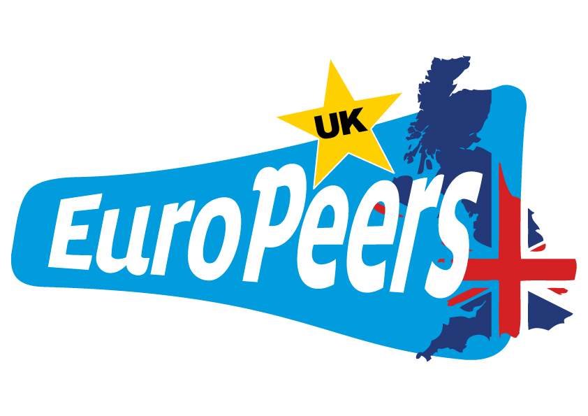 EuroPeers Training for Young People – 24th to 27th June 2018