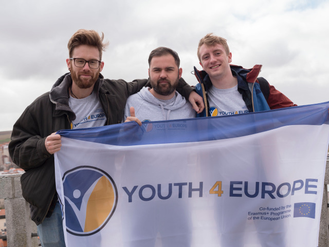 Youth For Europe Goes Online