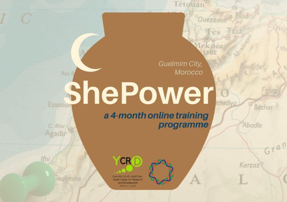 ShePower – Women in Media Digital Training Programme